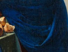 Jan Vermeer_folds_value study